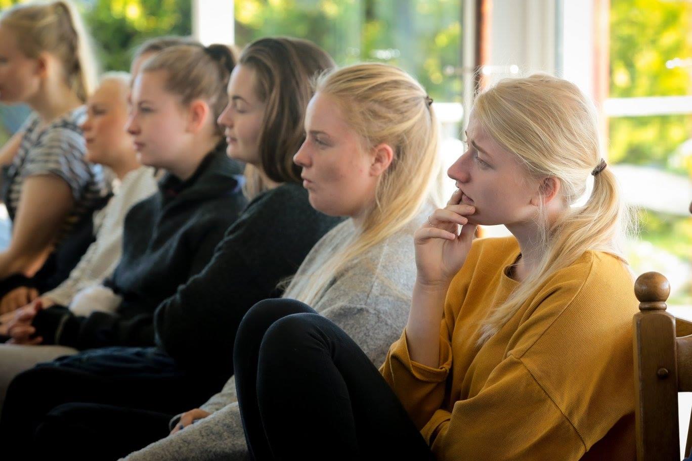 Kurshelg i Bergen (3. – 5. november)